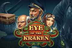 logo eye of the kraken playn go kolikkopeli