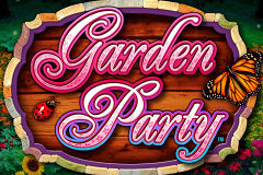 logo garden party igt kolikkopeli