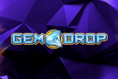 logo gem drop playn go kolikkopeli