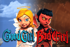 logo good girl bad girl betsoft kolikkopeli