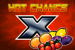 logo hot chance novomatic kolikkopeli