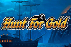 logo hunt for gold playn go kolikkopeli