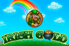 logo irish gold playn go kolikkopeli