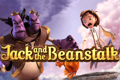 logo jack and the beanstalk netent kolikkopeli