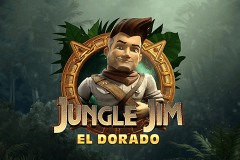 logo jungle jim el dorado microgaming kolikkopeli