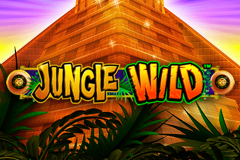 logo jungle wild wms kolikkopeli