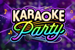 logo karaoke party microgaming kolikkopeli