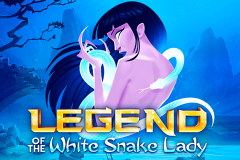 logo legend of the white snake lady yggdrasil kolikkopeli