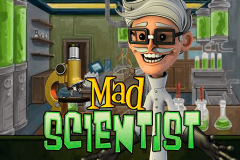 logo mad scientist betsoft kolikkopeli