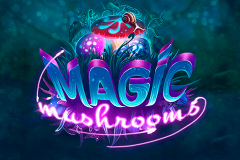 logo magic mushrooms yggdrasil kolikkopeli