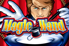 logo magic wand wms kolikkopeli