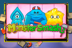 logo monster smash playn go kolikkopeli
