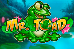 logo mr toad playn go kolikkopeli