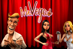 logo mr vegas betsoft kolikkopeli