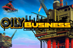 logo oily business playn go kolikkopeli