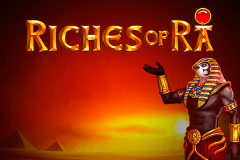 logo riches of ra playn go kolikkopeli