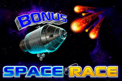 logo space race playn go kolikkopeli