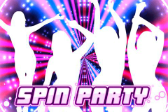 logo spin party playn go kolikkopeli