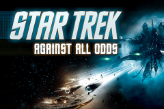 logo star trek against all odds igt kolikkopeli