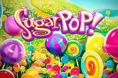 logo sugar pop betsoft kolikkopeli