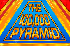 logo the 100000 pyramid igt kolikkopeli