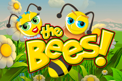 logo the bees betsoft kolikkopeli