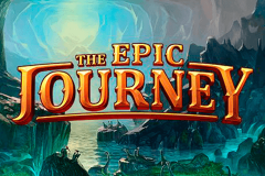 logo the epic journey quickspin kolikkopeli