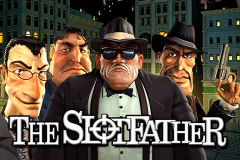 logo the slotsfather betsoft kolikkopeli