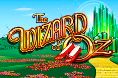 logo the wizard of oz wms kolikkopeli
