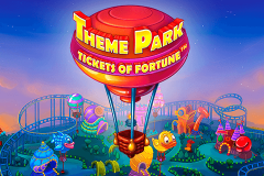 logo theme park tickets of fortune netent kolikkopeli