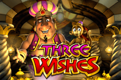 logo three wishes betsoft kolikkopeli