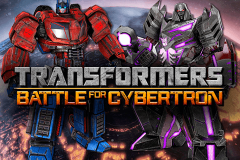 logo transformers battle for cybertron igt kolikkopeli