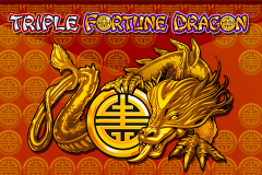 logo triple fortune dragon igt kolikkopeli