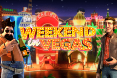 logo weekend in vegas betsoft kolikkopeli