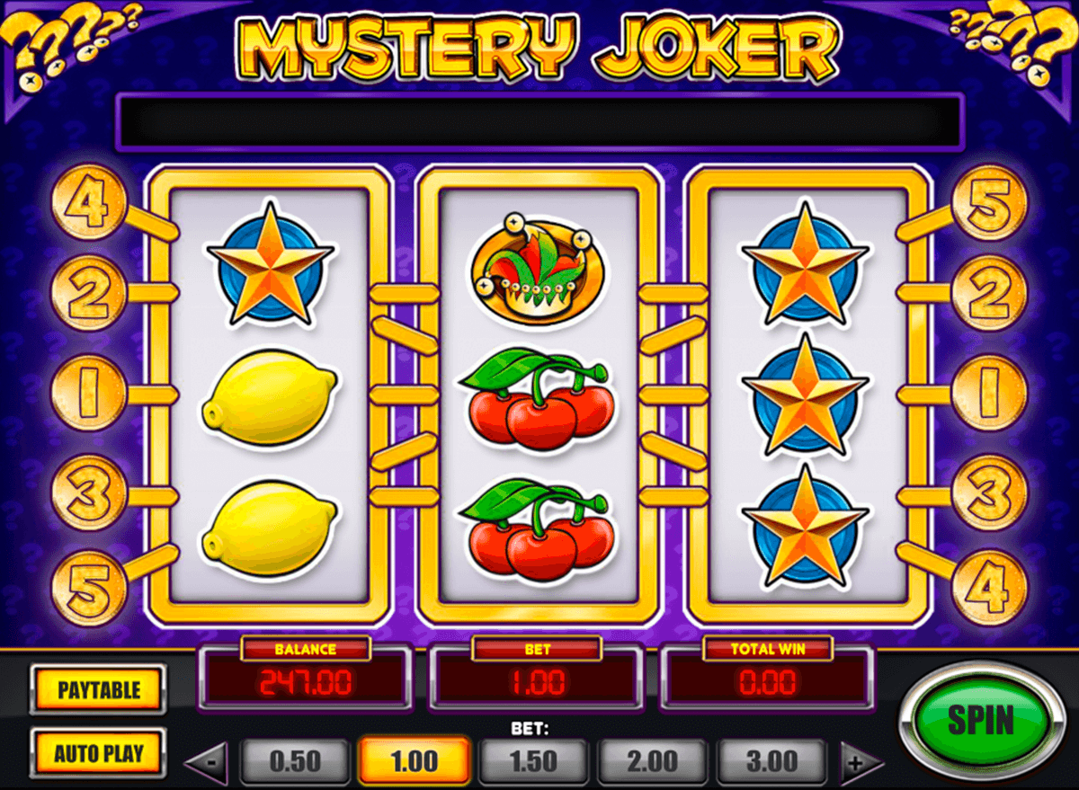 mystery joker playn go casino