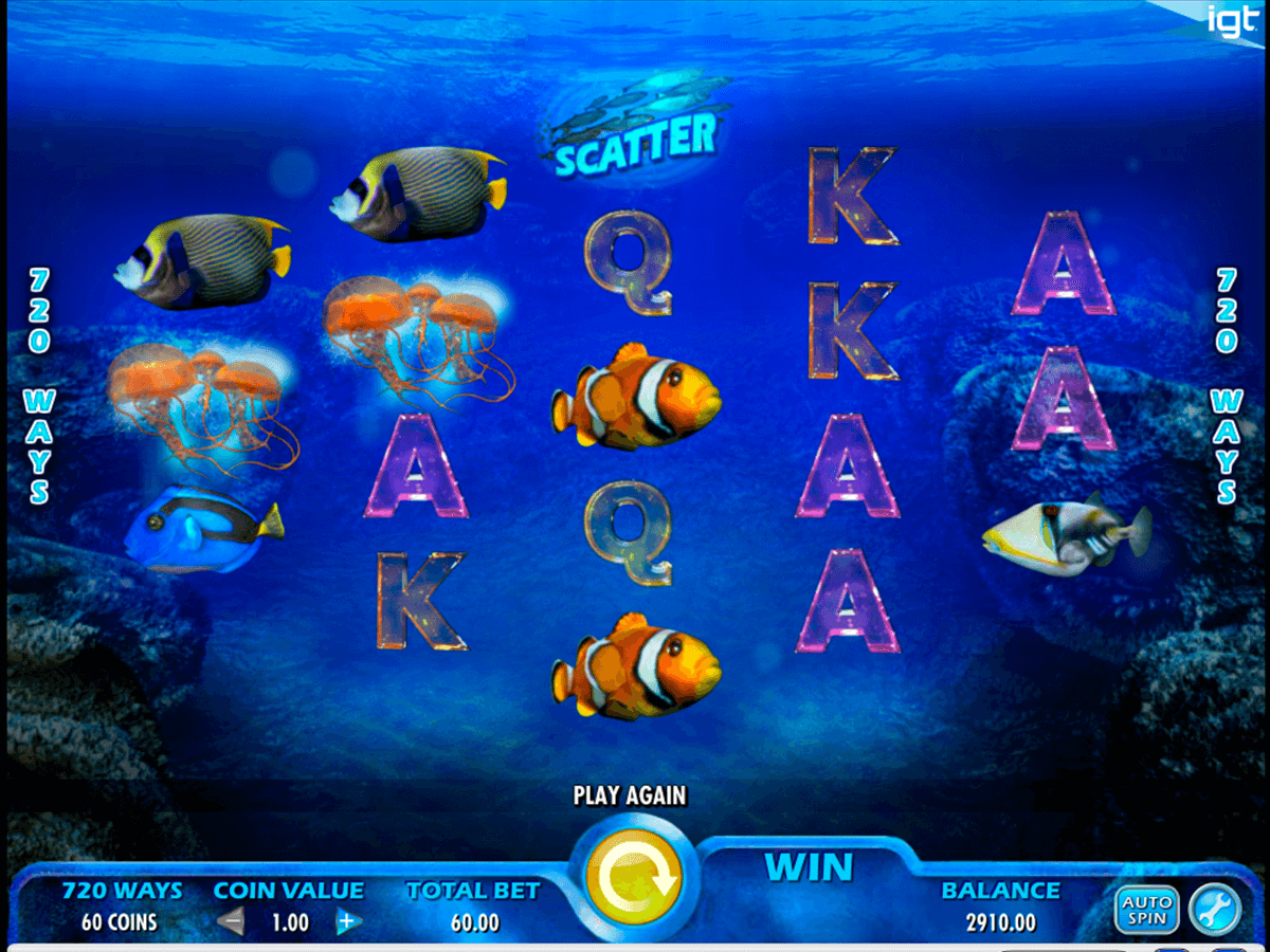 pacific paradise igt casino