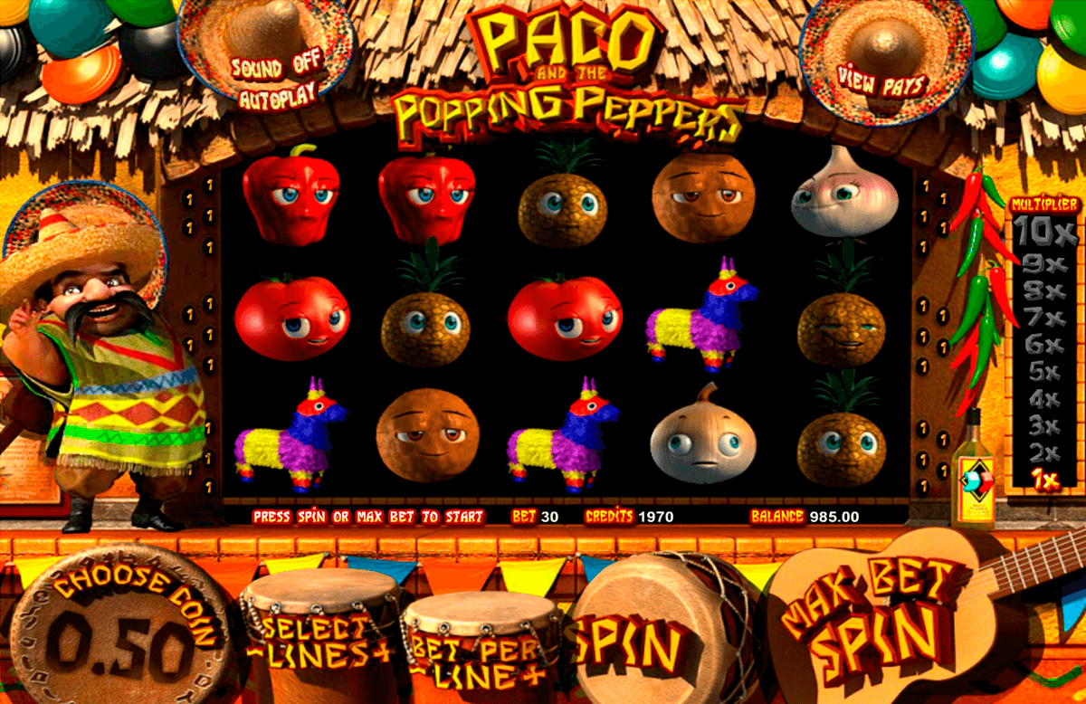 paco and the popping peppers betsoft casino
