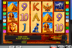 pharaohs gold ii deluxe novomatic casino