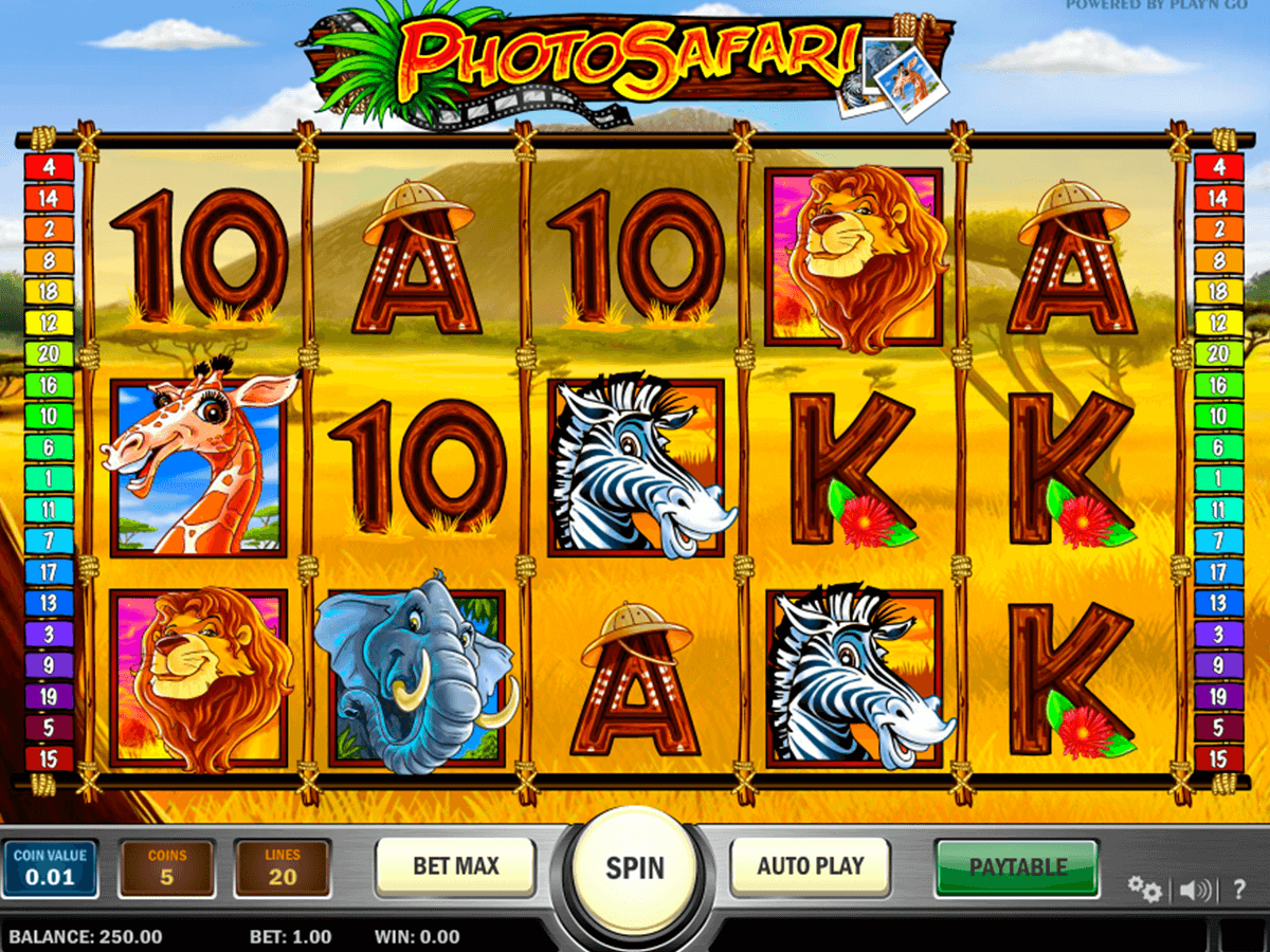 photo safari playn go casino