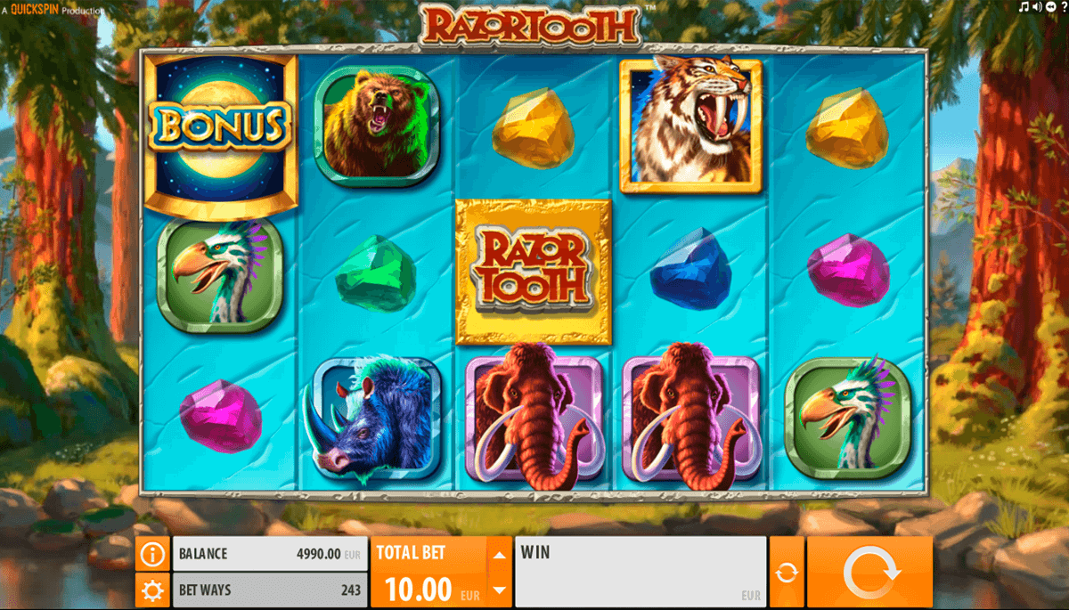 razortooth quickspin casino