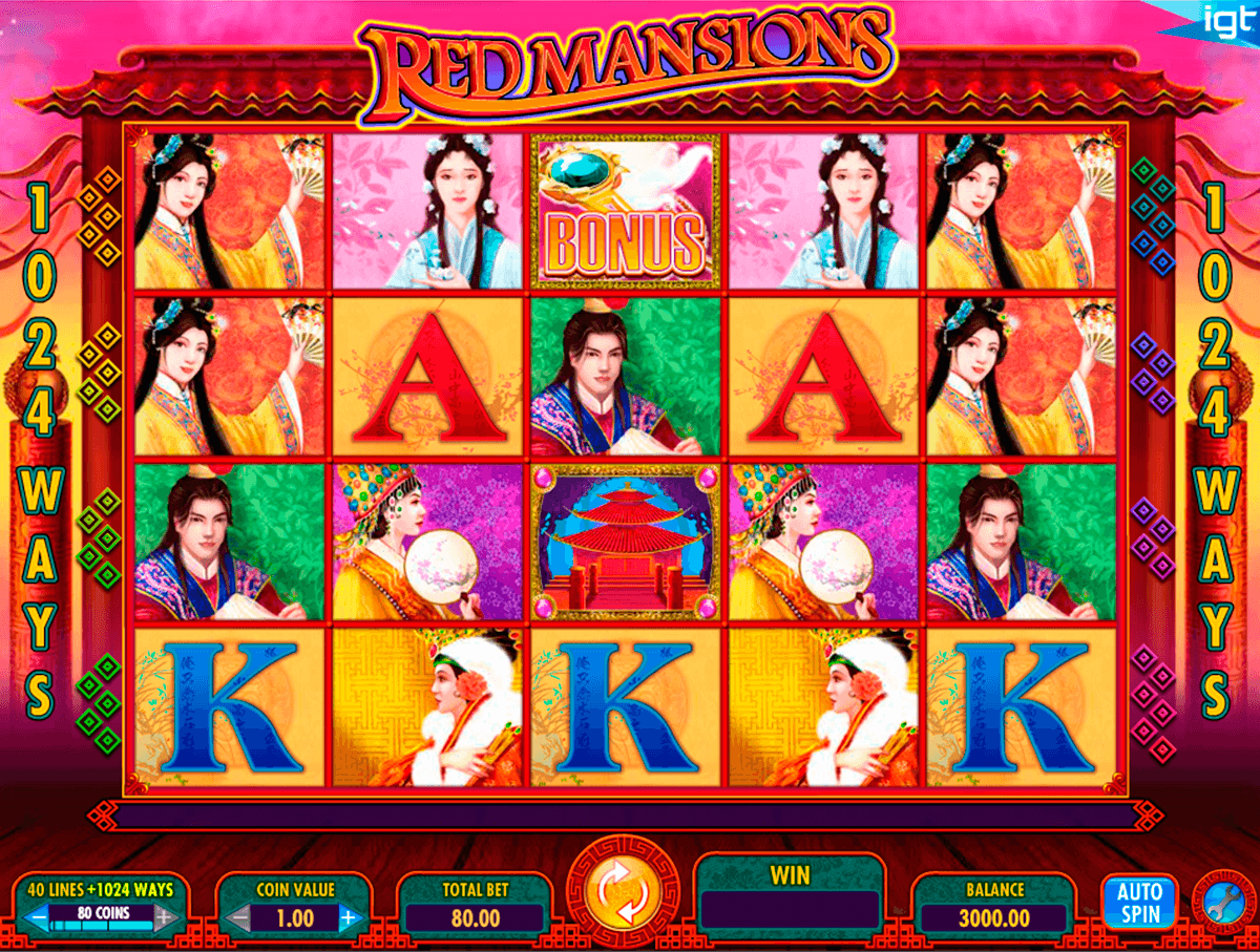 red mansions igt casino