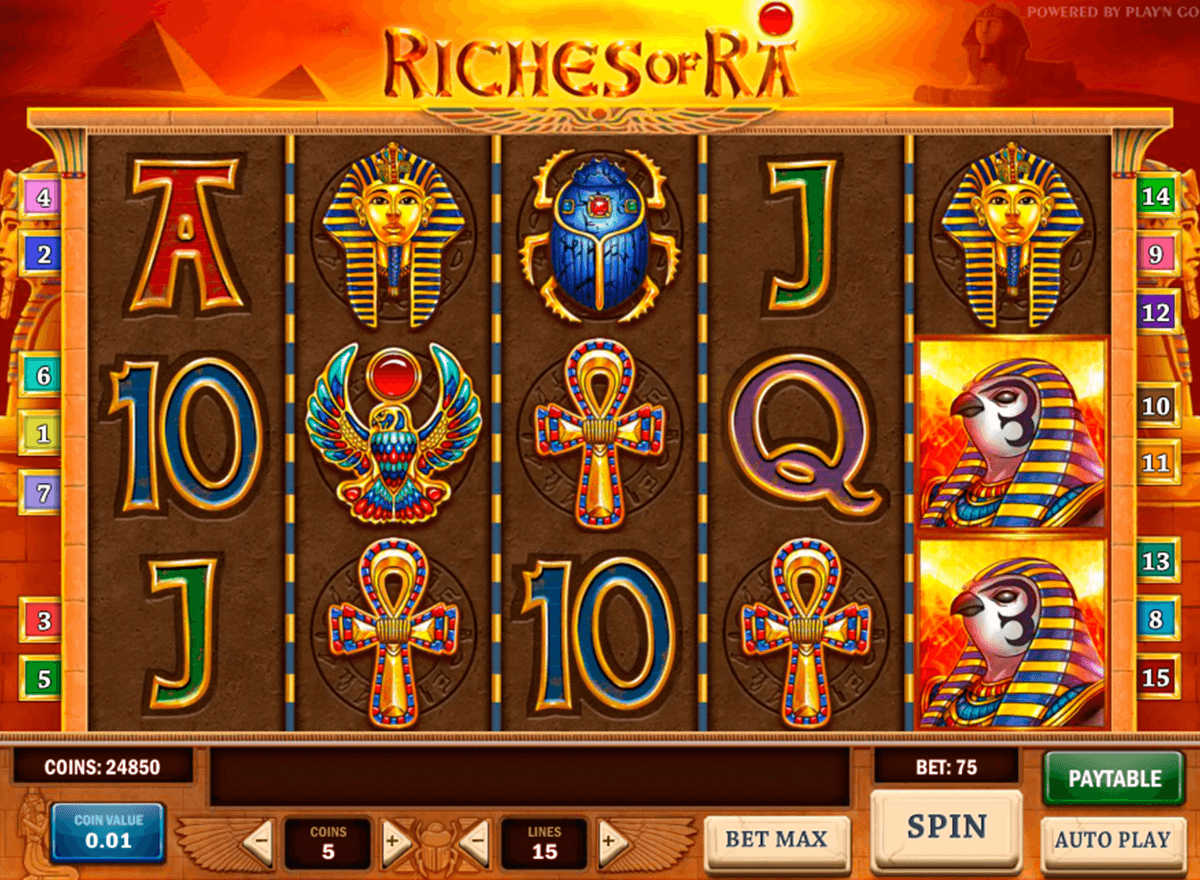 riches of ra playn go casino