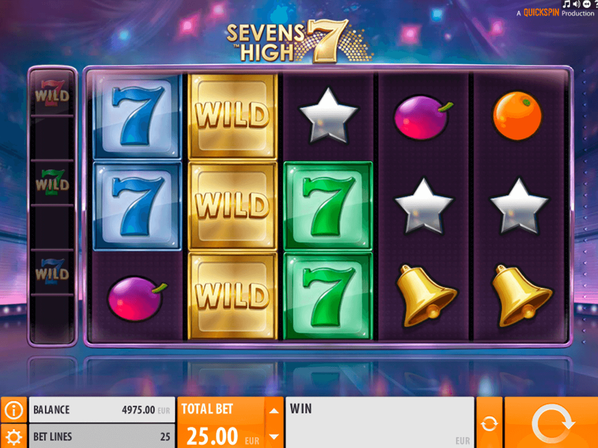 sevens high quickspin casino