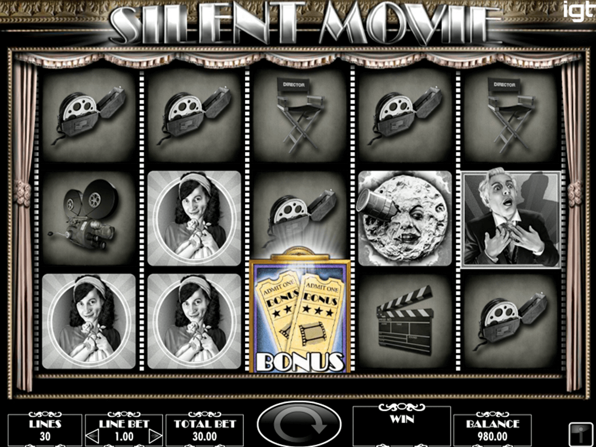 silent movie igt casino