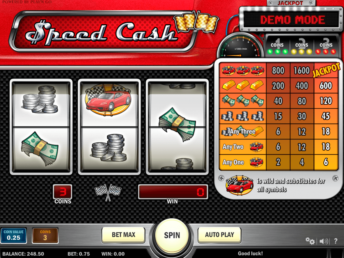 speed cash playn go casino
