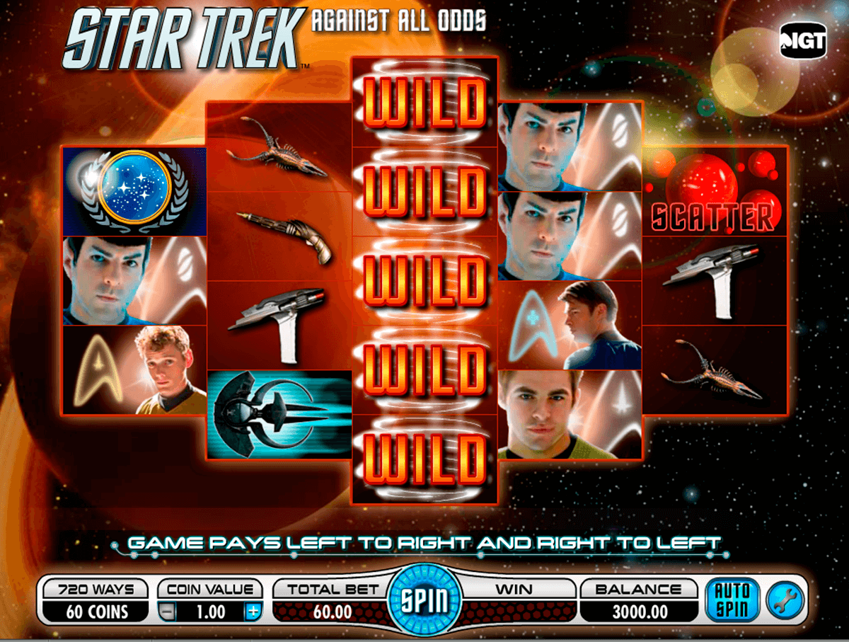 star trek against all odds igt casino