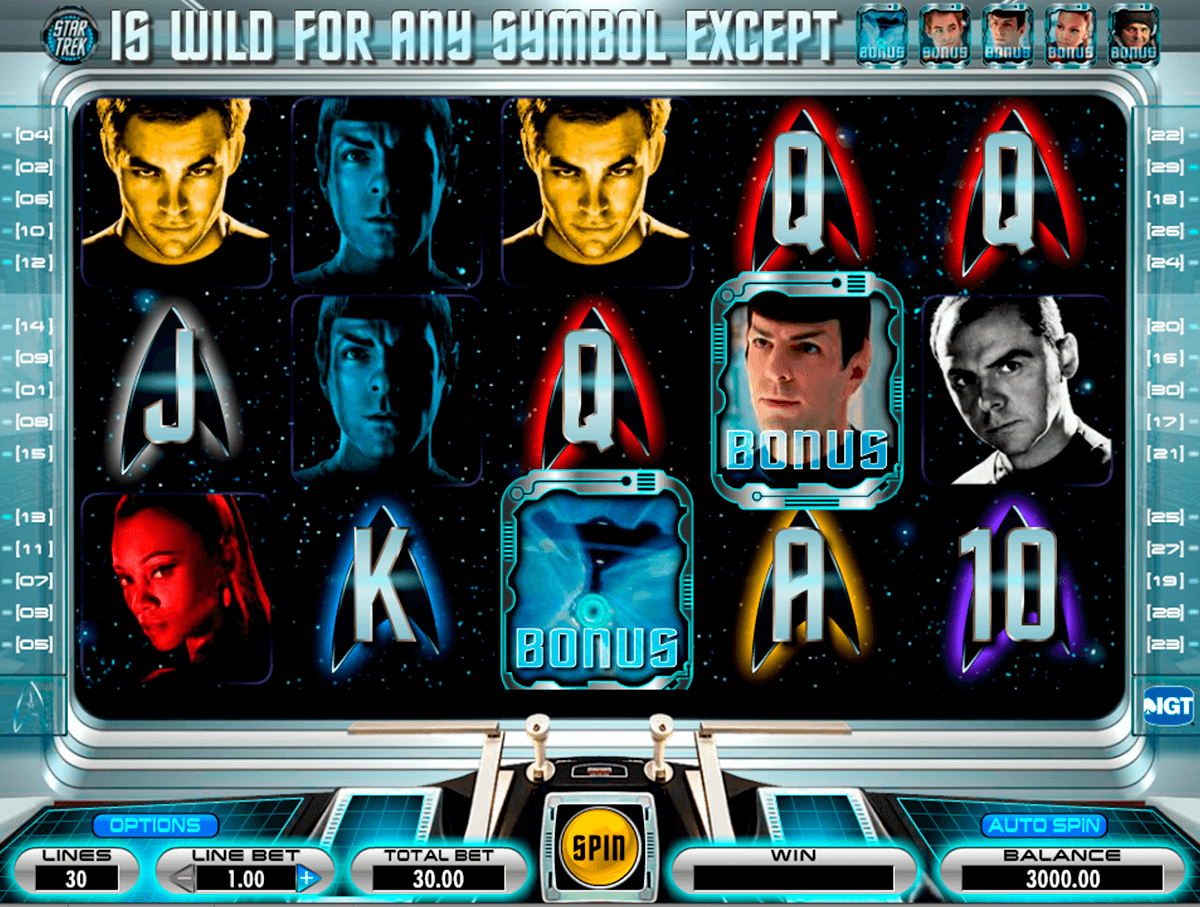 star trek igt casino
