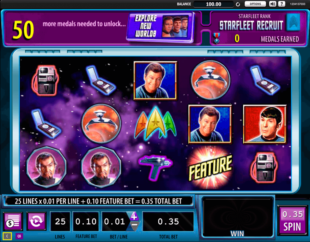 star trek red alert wms casino