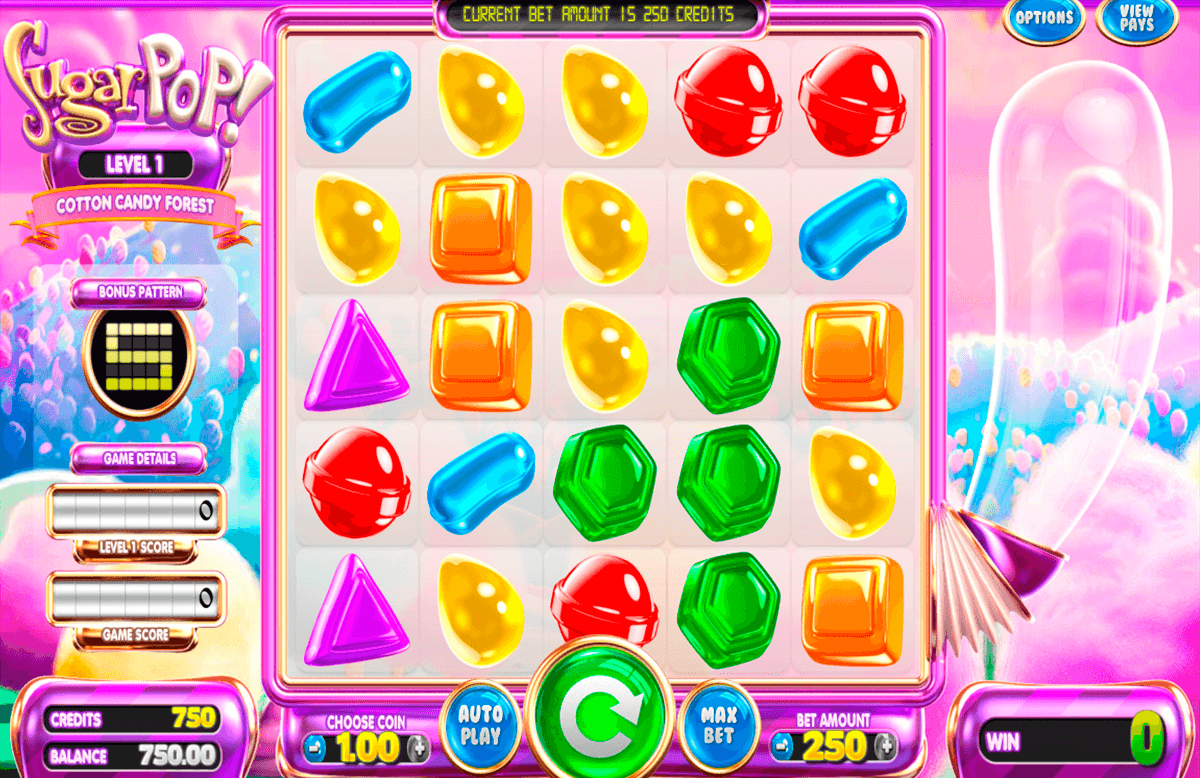 sugar pop betsoft casino