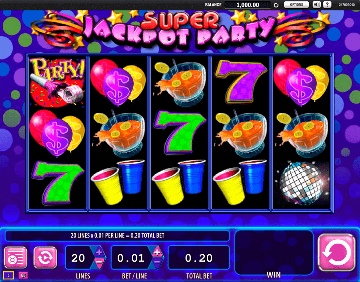 super jackpot party wms casino